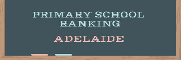 Adelaide Primary School Ranking